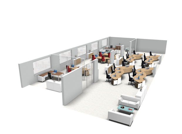 office design program. problem with the current specification office design program